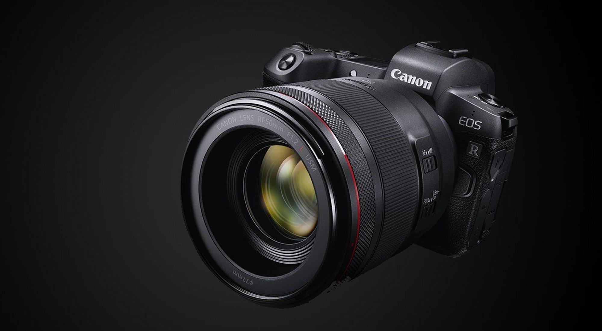 Canon EOS R: precio, características e inconvenientes