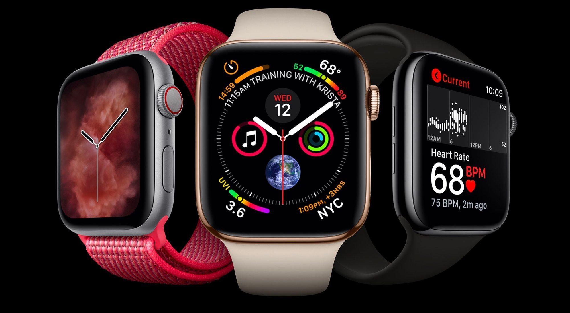 3dd2b21b6abd Apple Watch Series 4  novedades y características - MENzig