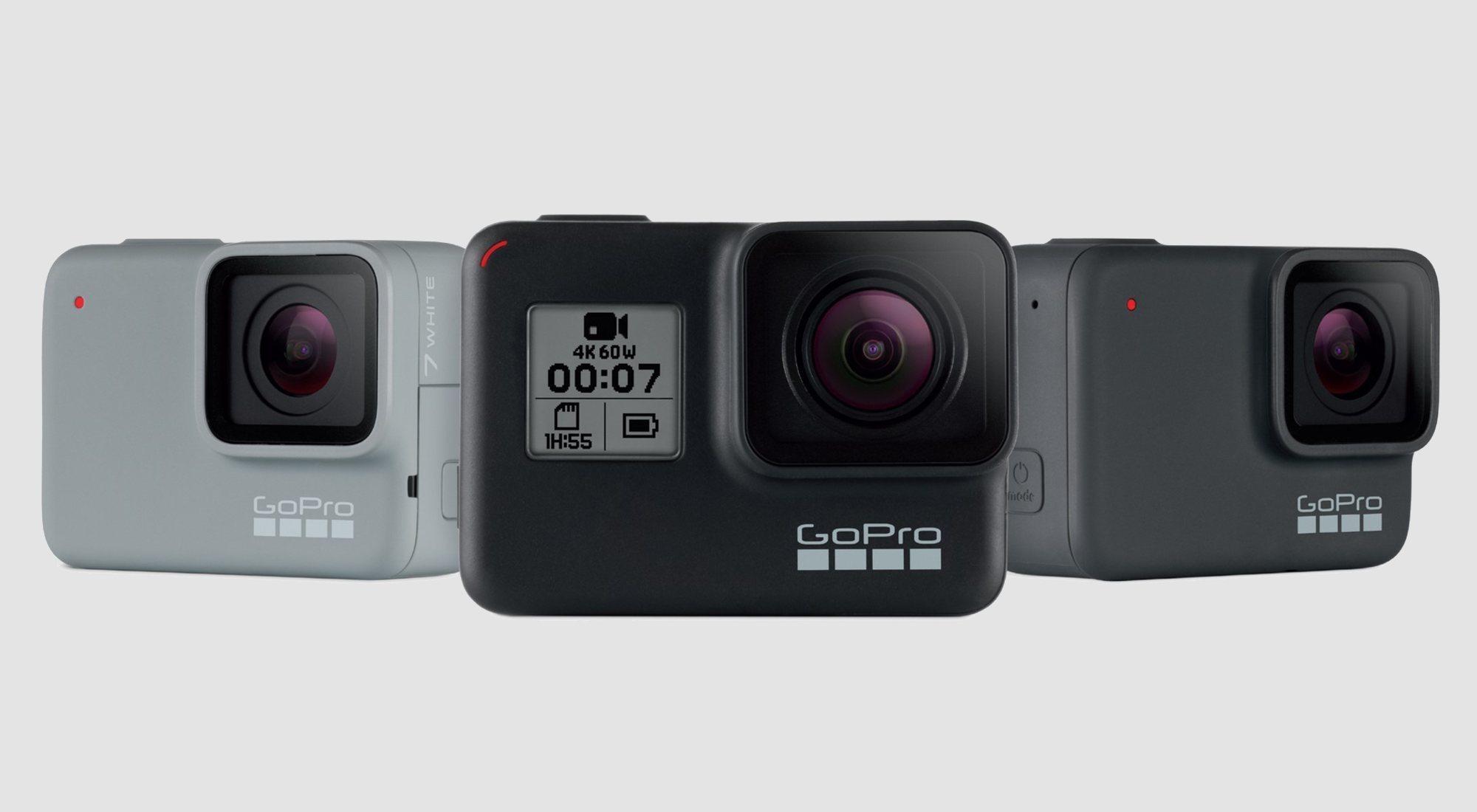 GoPro HERO7: características y novedades