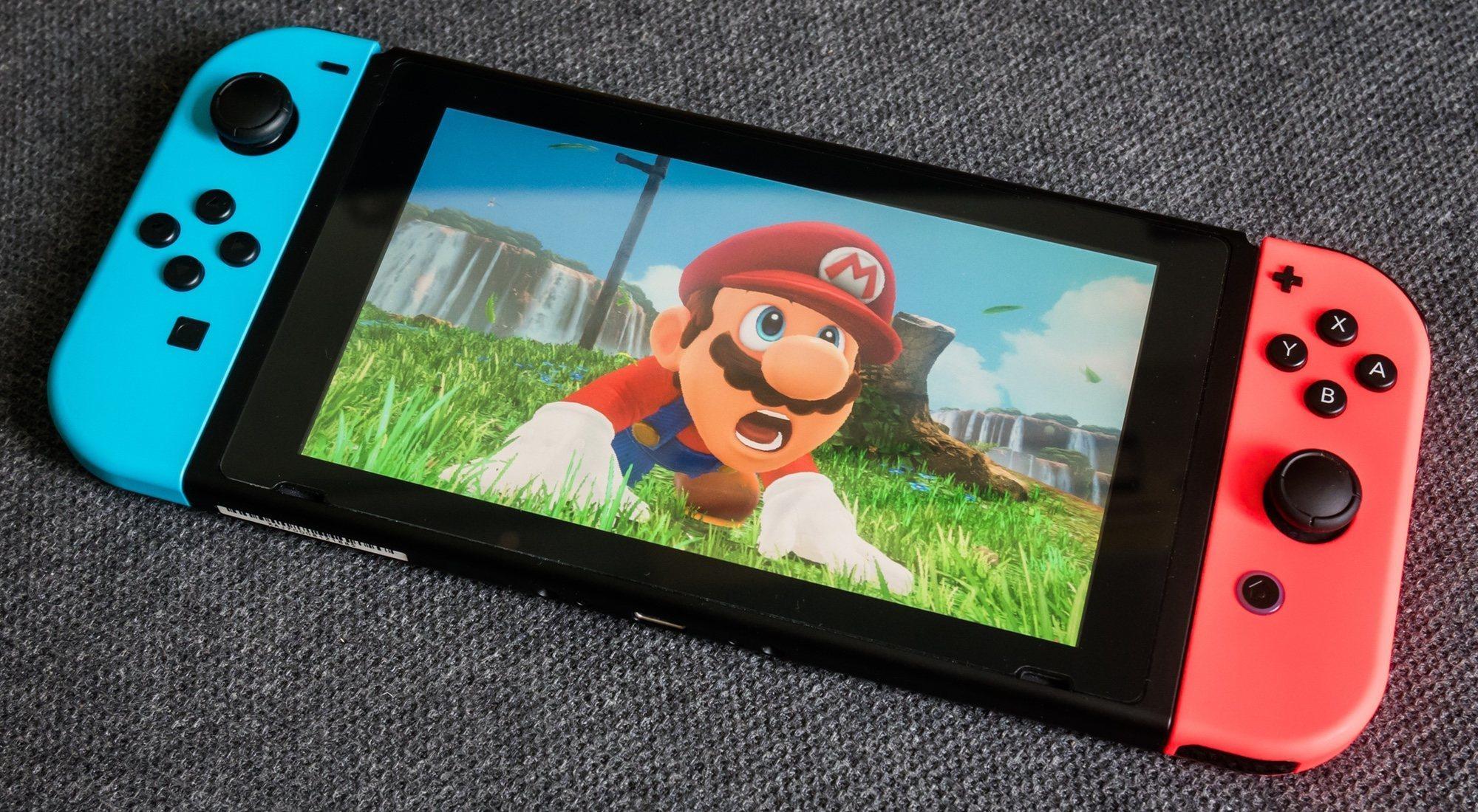 Ventas de Nintendo Switch: la consola que ha salvado a Nintendo