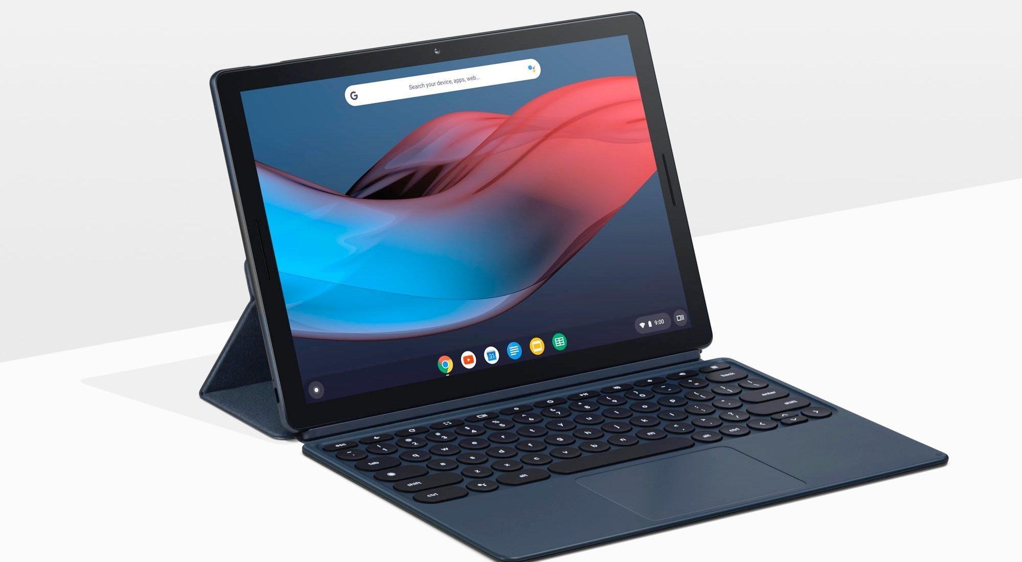 Google Pixel Slate: la nueva tablet de Google