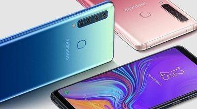 Samsung Galaxy A9 2018: características del primer móvil con cuádruple cámara trasera del mundo