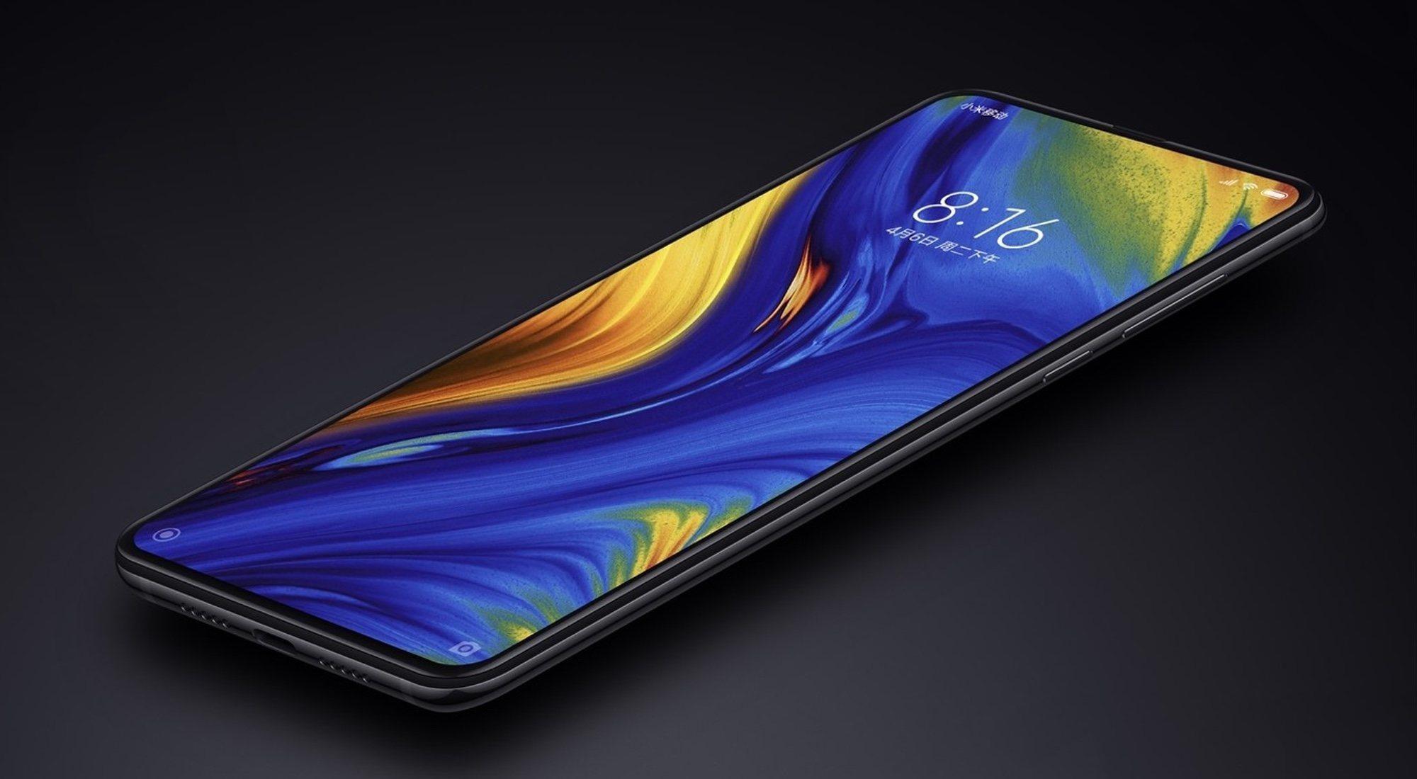 Xiaomi Mi Mix 3: precio y características