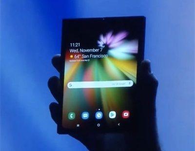 Infinity Flex Display, la pantalla plegable de Samsung que lo cambia todo
