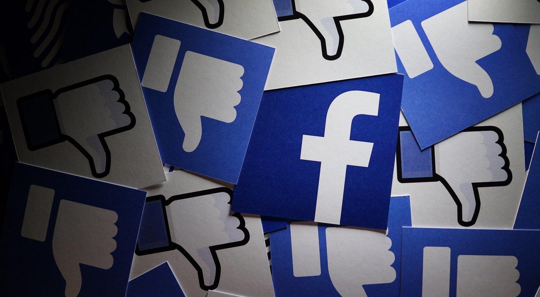 Facebook lidera la caída de los gigantes en bolsa