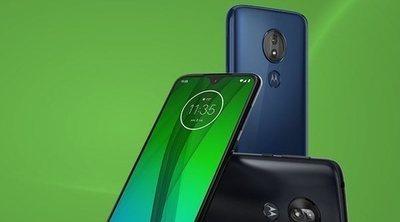 Motorola lanza Moto G7 series, su nueva familia de smartphones