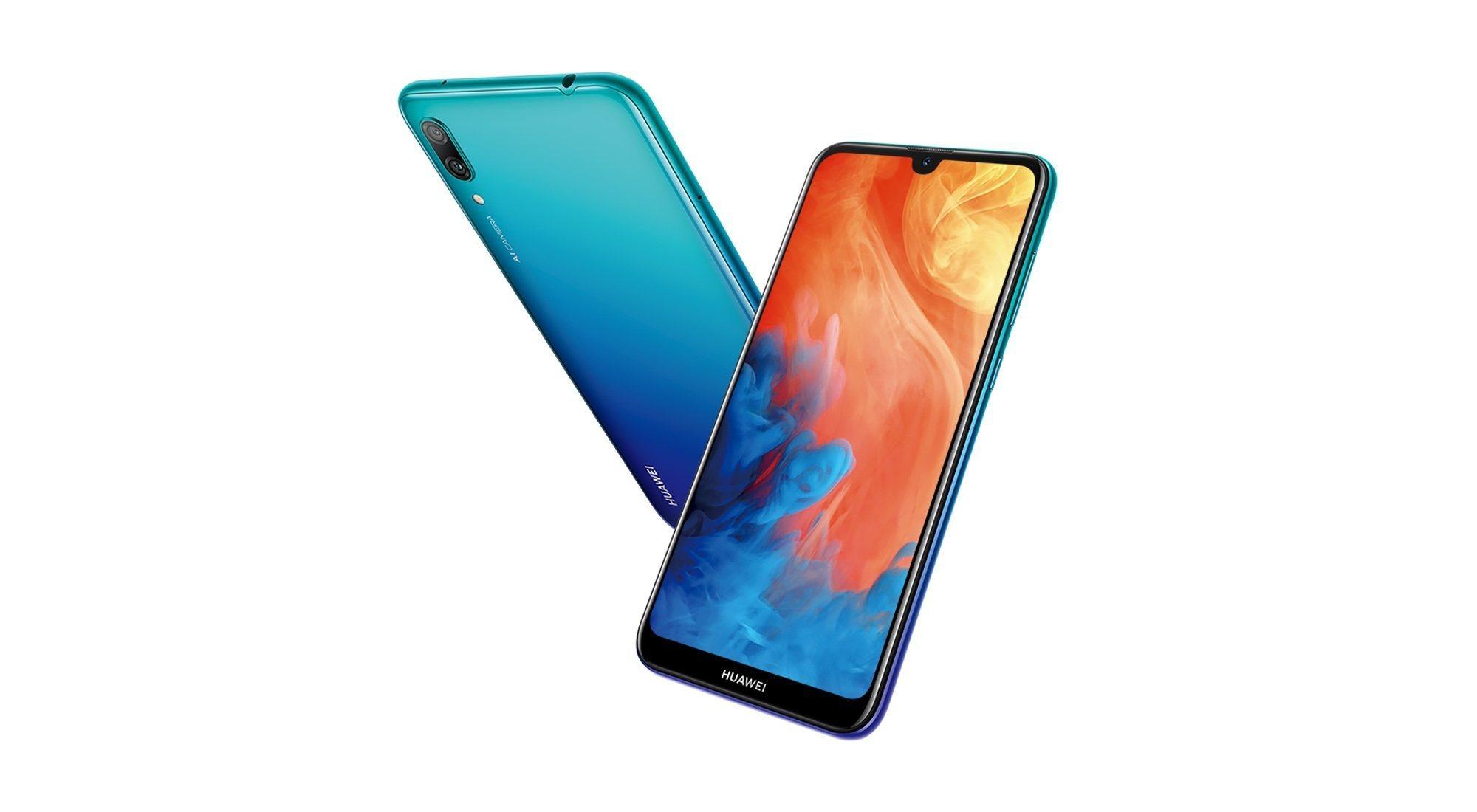 Huawei Y7 Pro 2019: características y precio