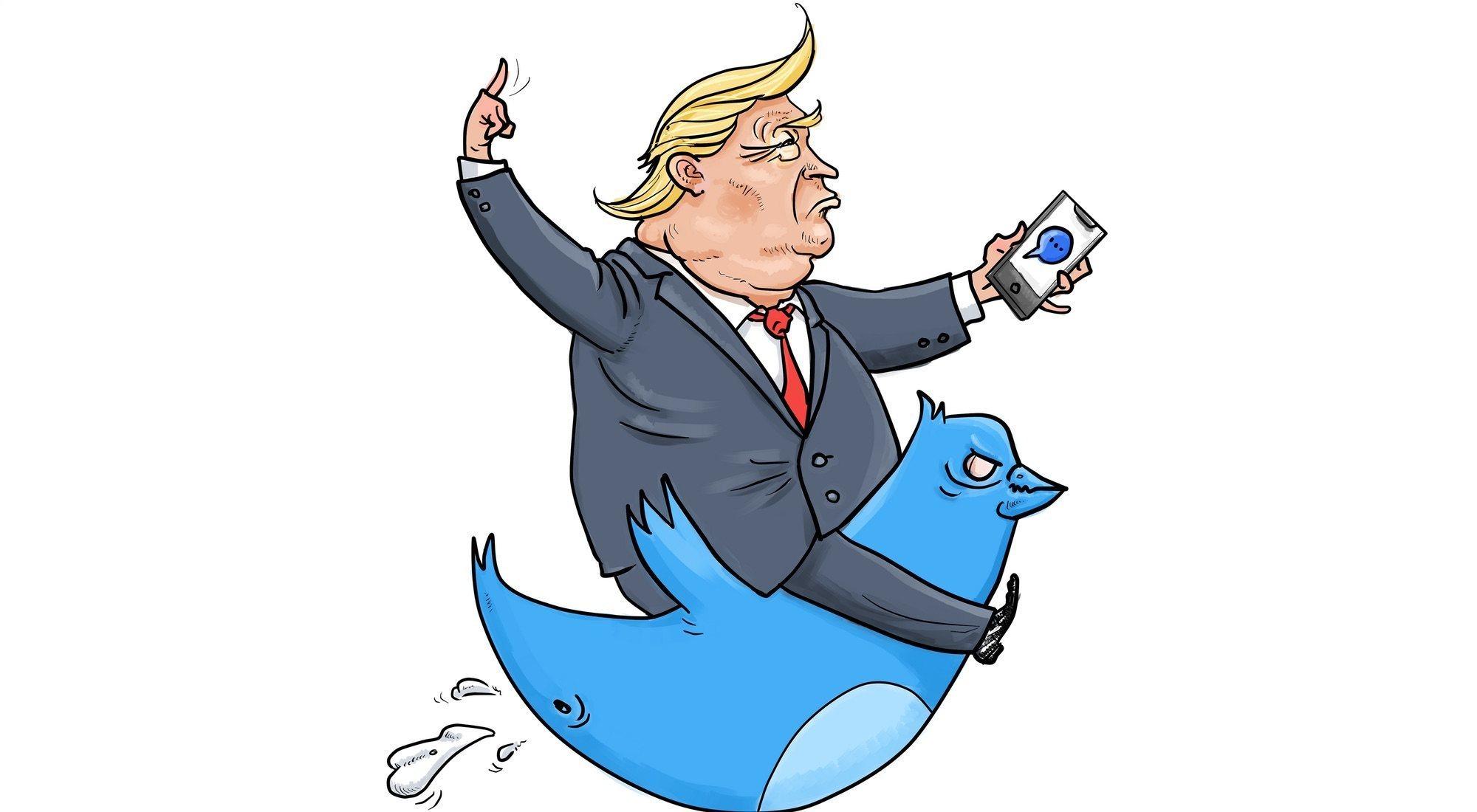 Twitter se ha convertido en la red social del odio