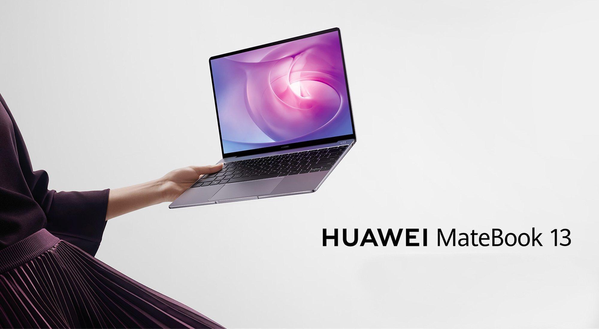Huawei MateBook 13: características y precio
