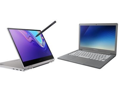 Samsung Notebook 9 (2019) y Samsung Notebook Flash: características y precio