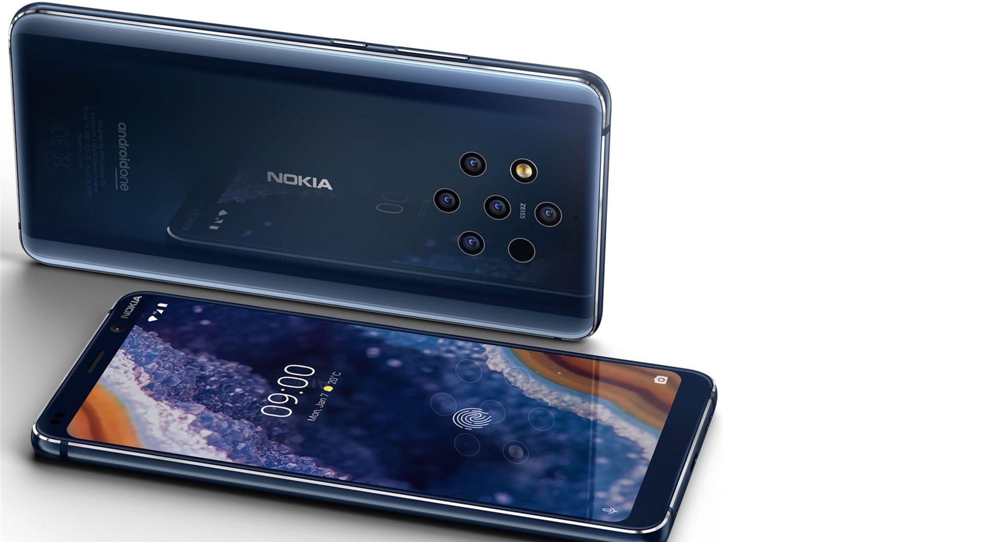 Nokia 9 PureView: características generales y precio