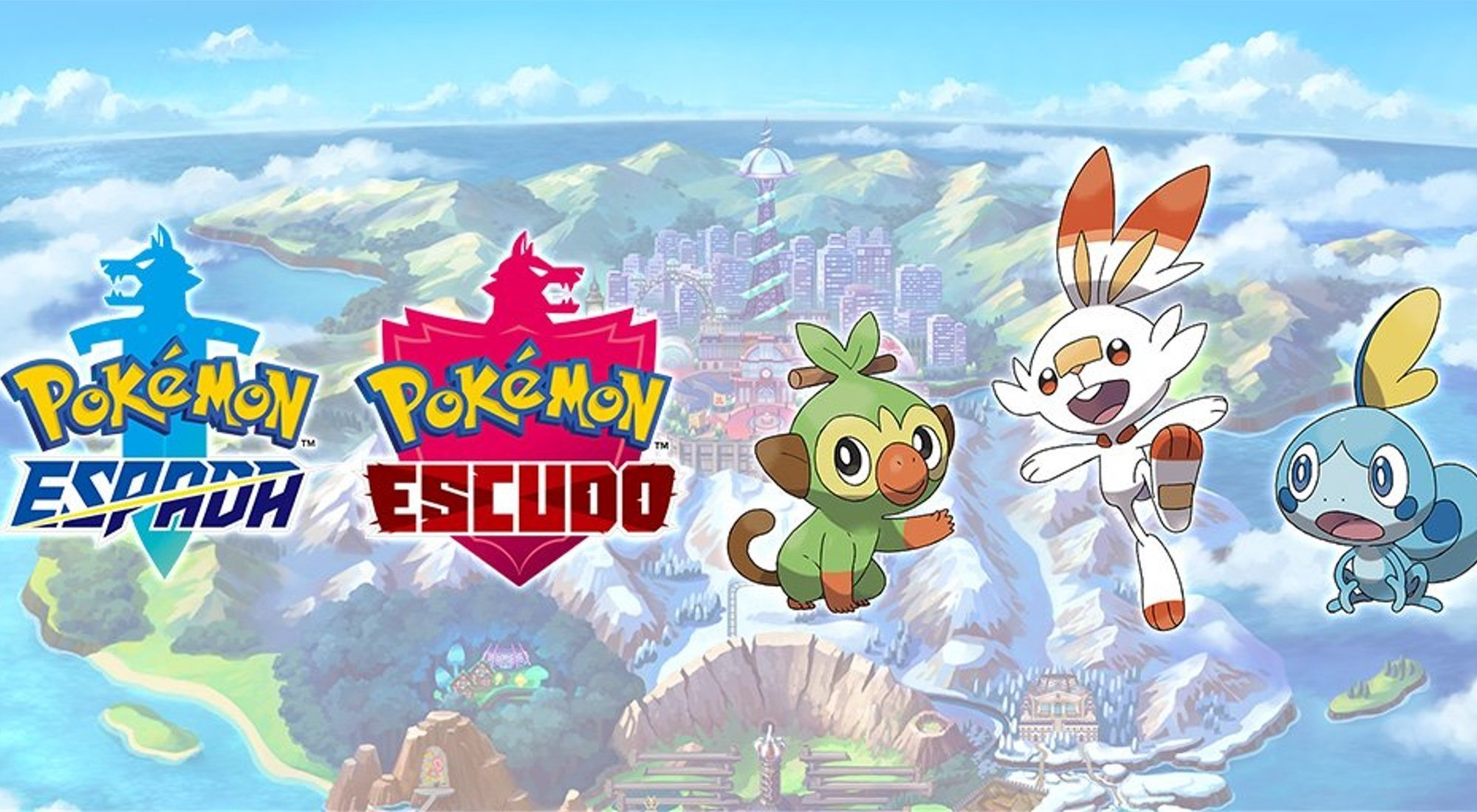 Pokémon Espada y Pokémon Escudo: la octava generación de Pokémon ya está aquí