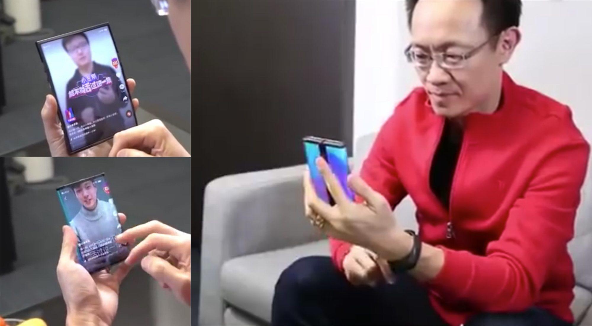 Xiaomi se suma a la moda de los móviles flexibles (y este sí tiene buena pinta)