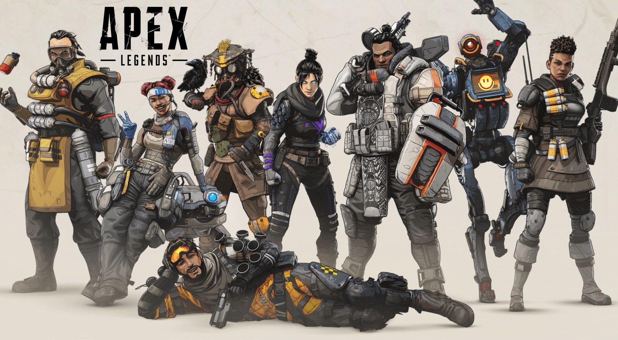 Análisis de 'Apex Legends', el primer rival de envergadura de 'Fortnite'