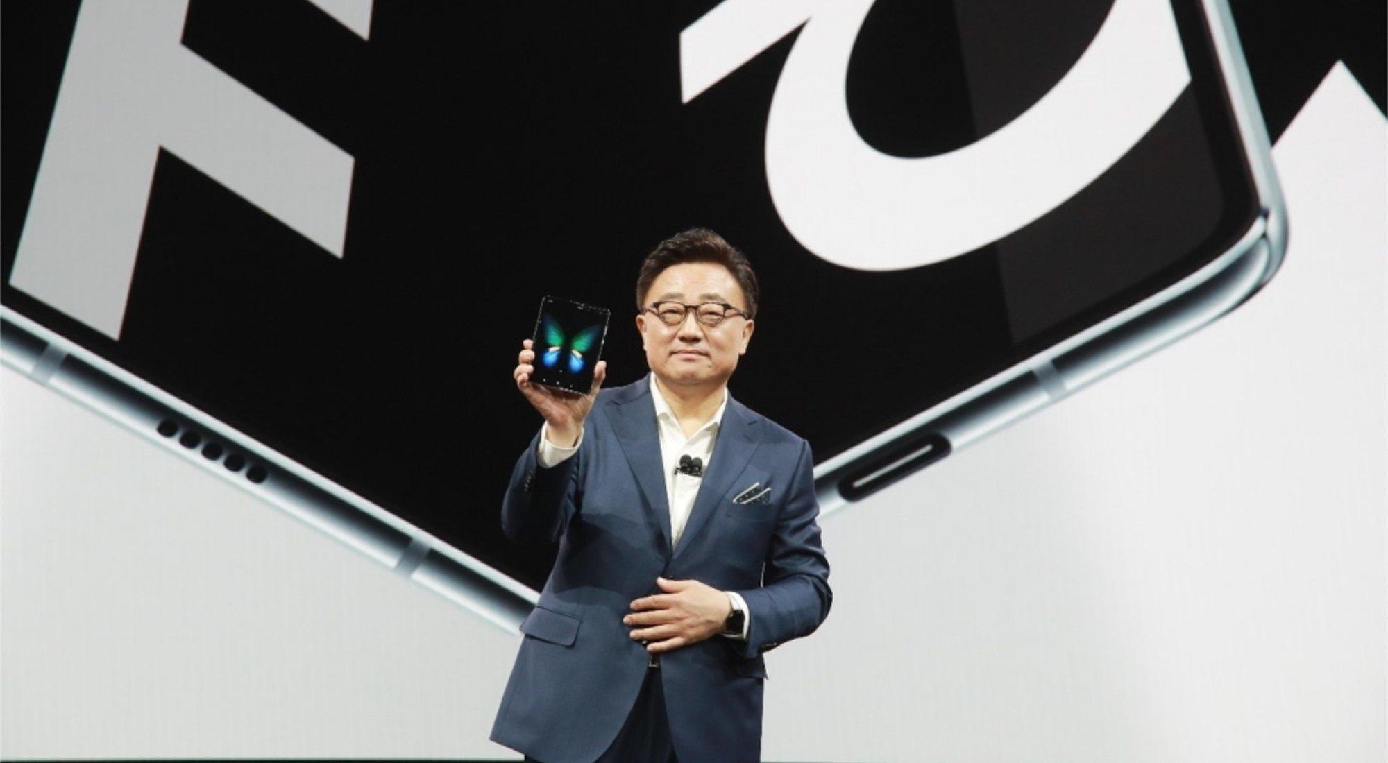 Samsung Galaxy Fold: el móvil que se dobla
