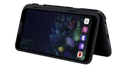 LG V50 ThinQ: el smartphone con dos pantallas que intentará competir con los móviles flexibles