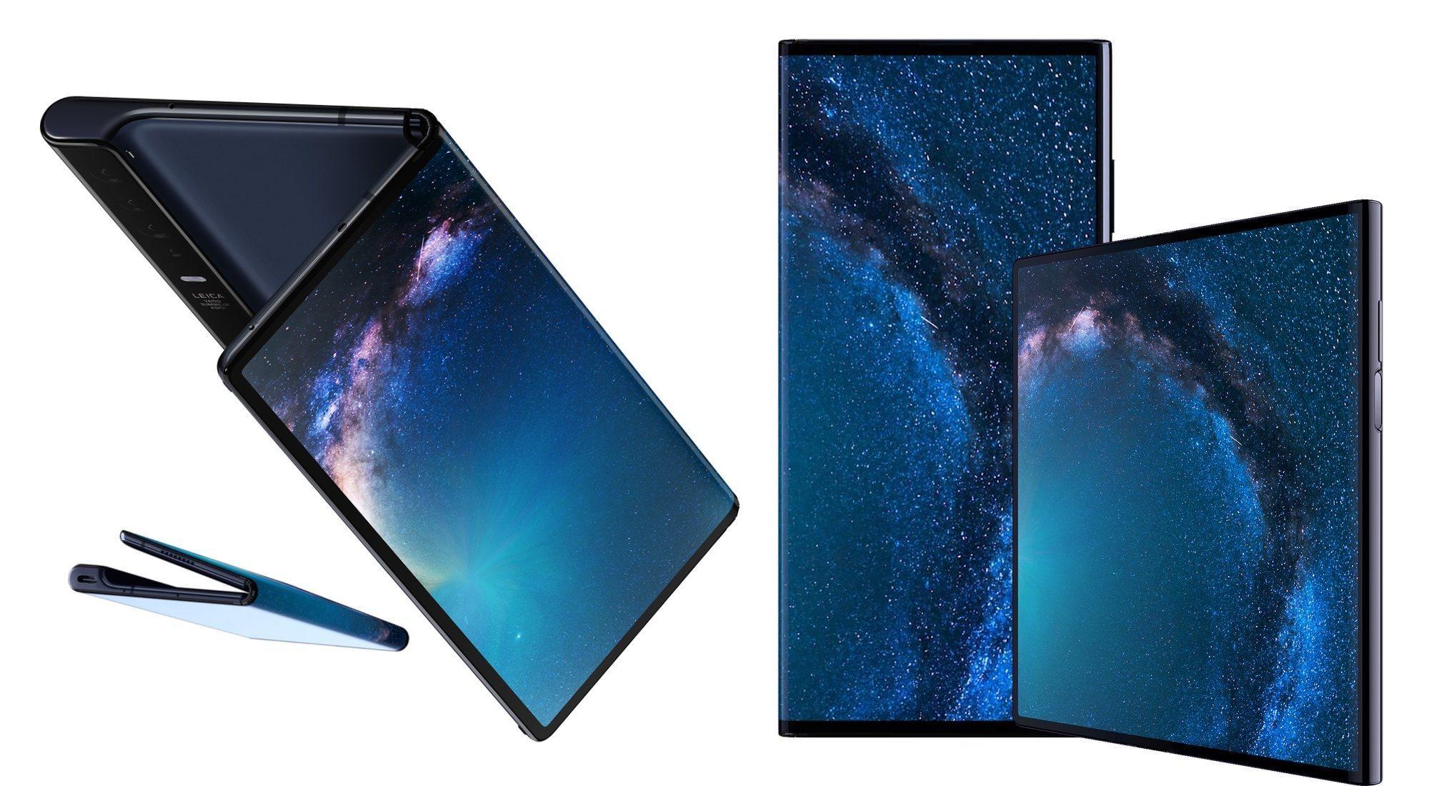 Huawei Mate X: el móvil plegable de Huawei con 5G y... 2.159 euros de precio