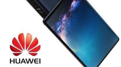 Huawei Mate X: el móvil plegable de Huawei con 5G y... 2.299 euros de precio