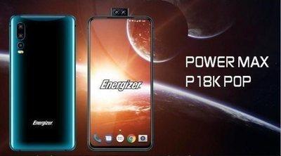 Energizer Power Max P18K Pop, características y precio del móvil con más batería del mundo