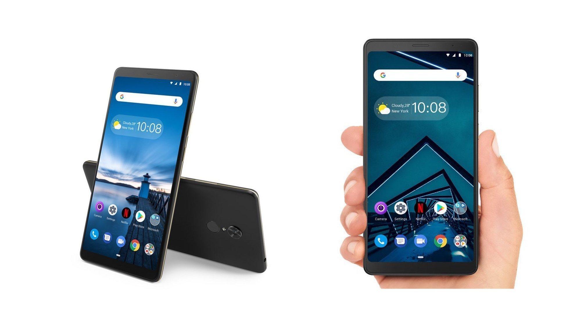 Lenovo Tab V7: características y precio del último phablet del mercado