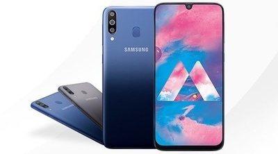 Samsung Galaxy M30: buenas características y prestaciones, precio sorprendente