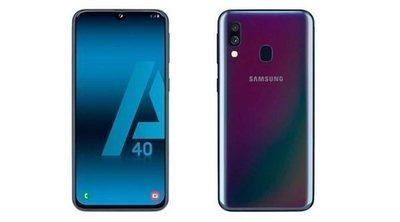 Samsung Galaxy A40: características y precio