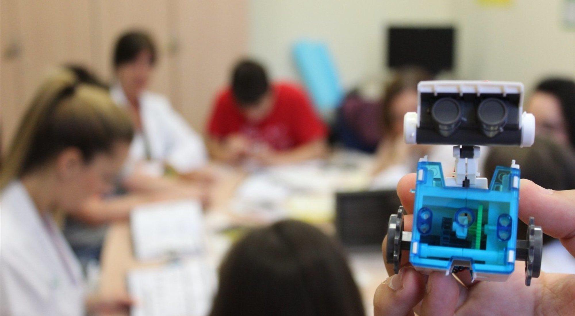 'Roboterapia': cuando tecnología y labor social se unen para mejorar la estancia en hospitales