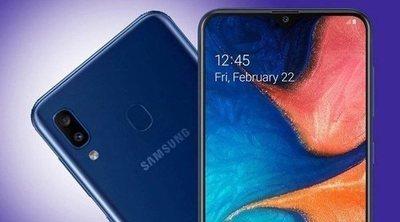 Samsung Galaxy A20: características y precio