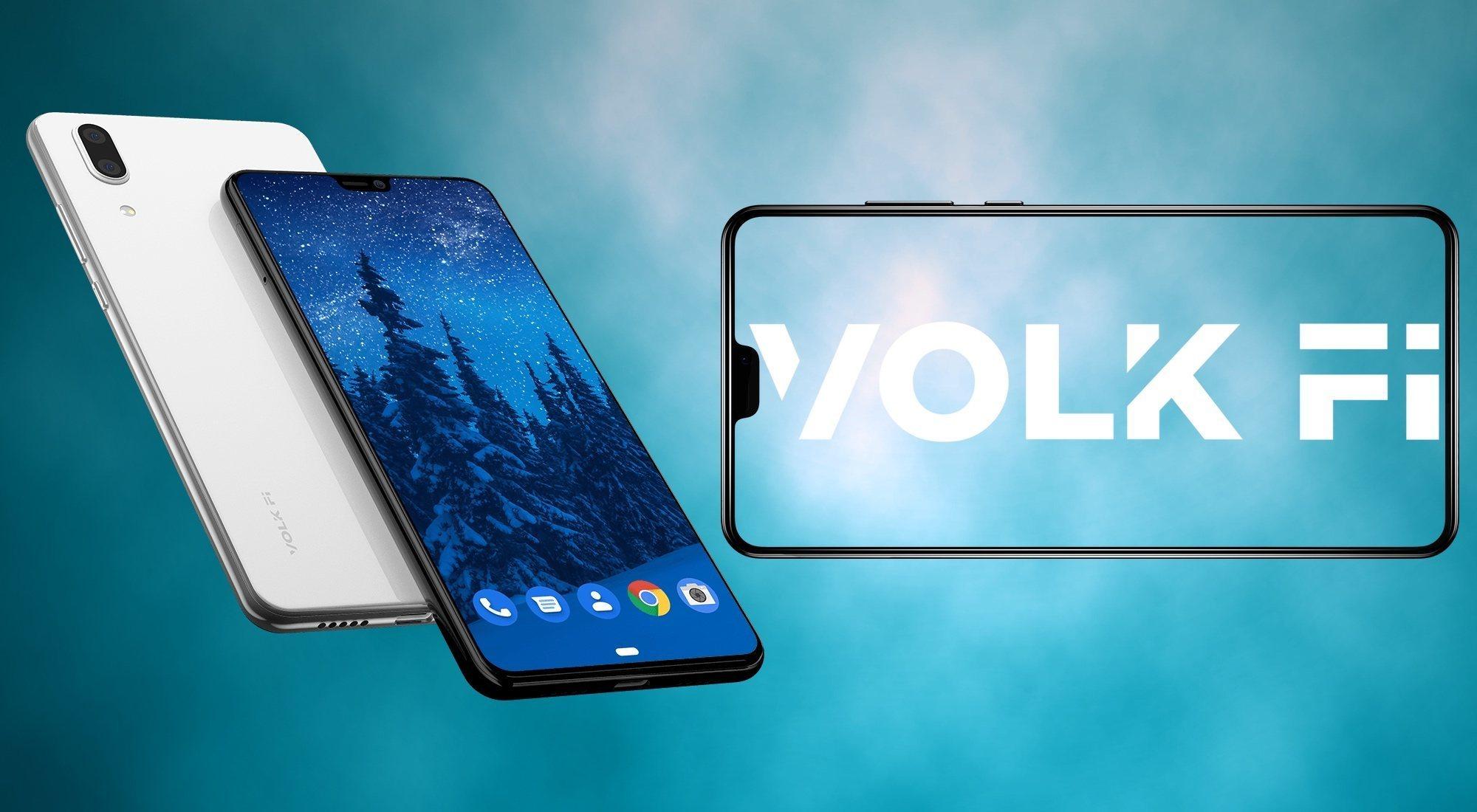 Volk One, el móvil de Volk Fi que podría suponer el fin de las compañías telefónicas