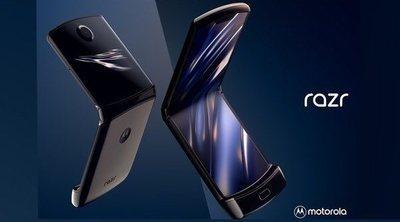 Motorola RAZR ya está en España: precio y características