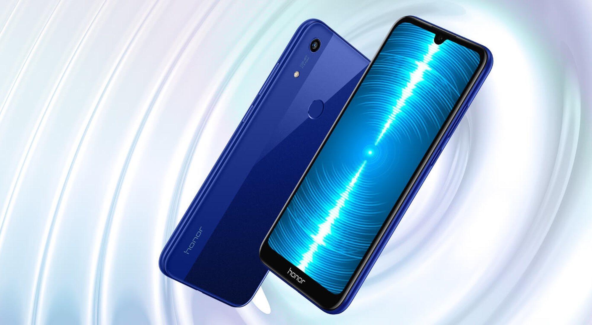 Honor 8A: características y precio del nuevo smartphone de Honor