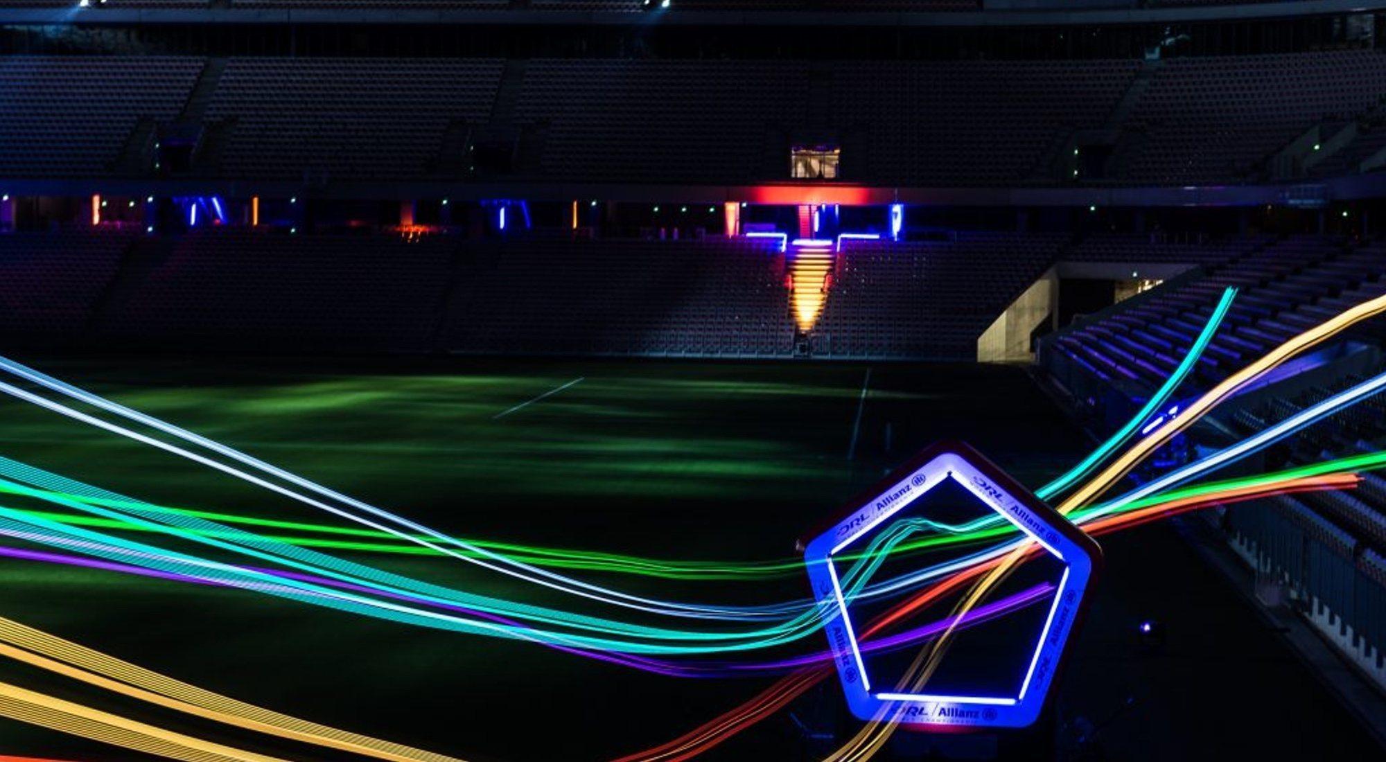 Carreras de drones: un espectáculo que no termina de despegar