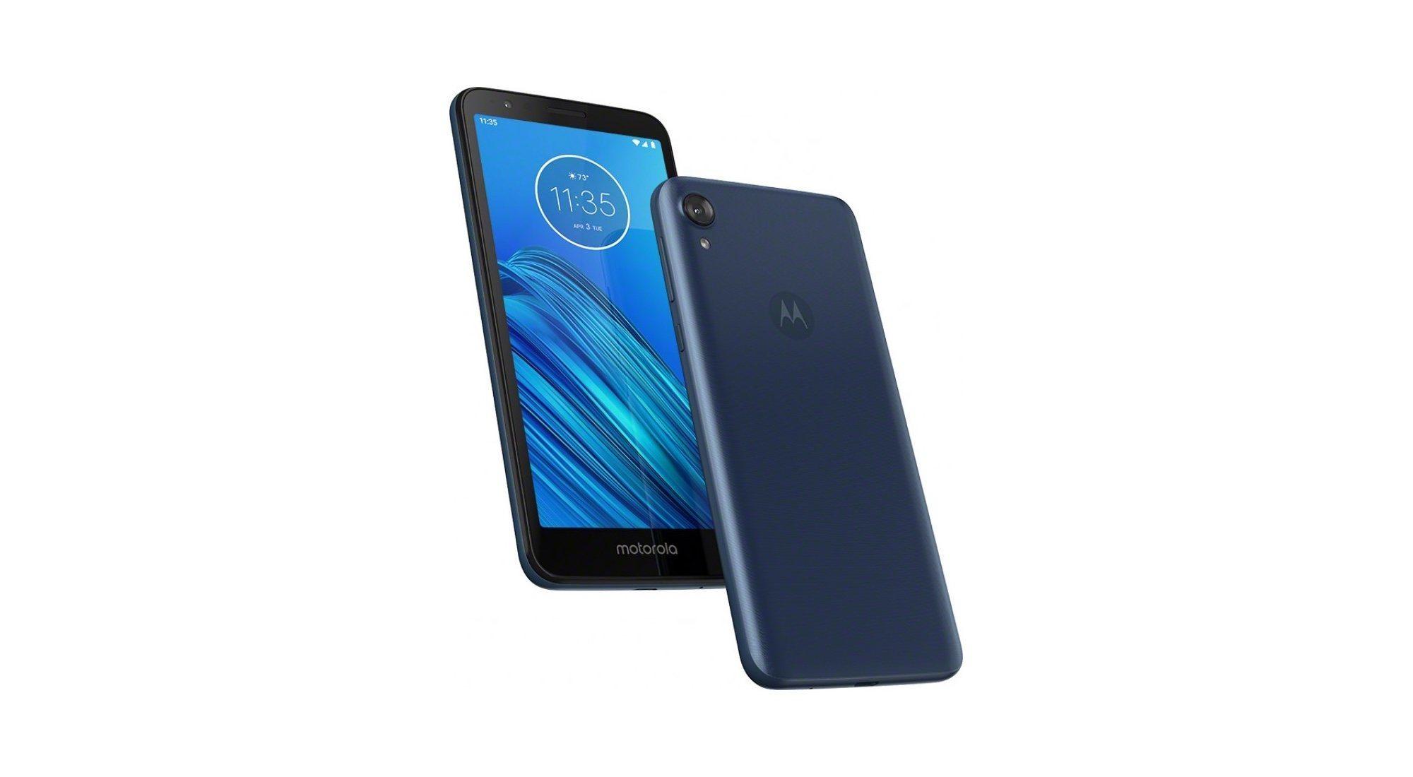 Motorola Moto E6: características y precio