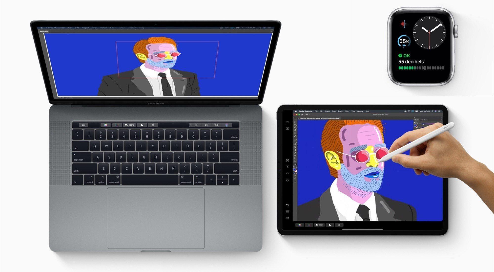 iPadOS, macOS Catalina y watchOS 6: características de los nuevos sistemas operativos de Apple