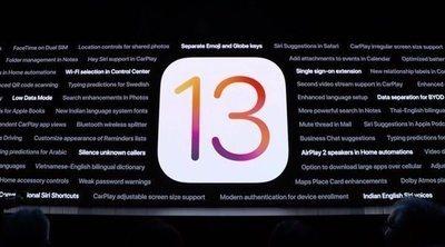 iOS 13: características y novedades del nuevo SO de Apple