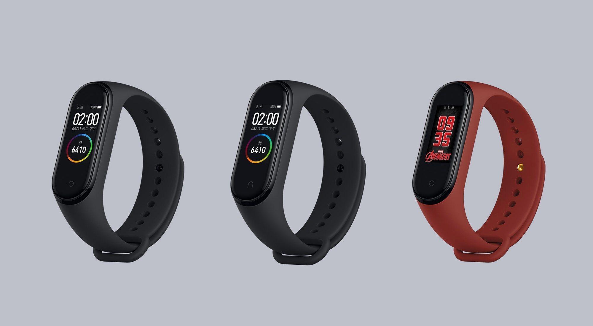 Xiaomi Mi Smartband 4: características y precio