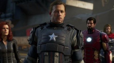E3: Square Enix nos deja algo fríos con 'Marvel's Avengers'