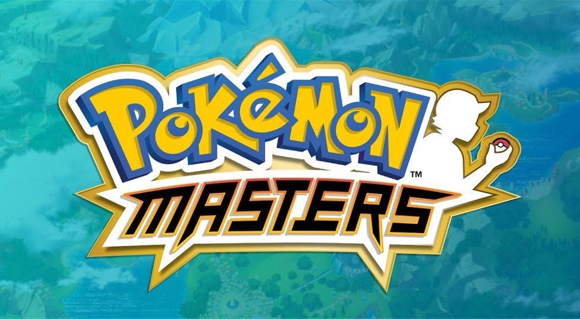 Pokémon Masters ya disponible... para algunos