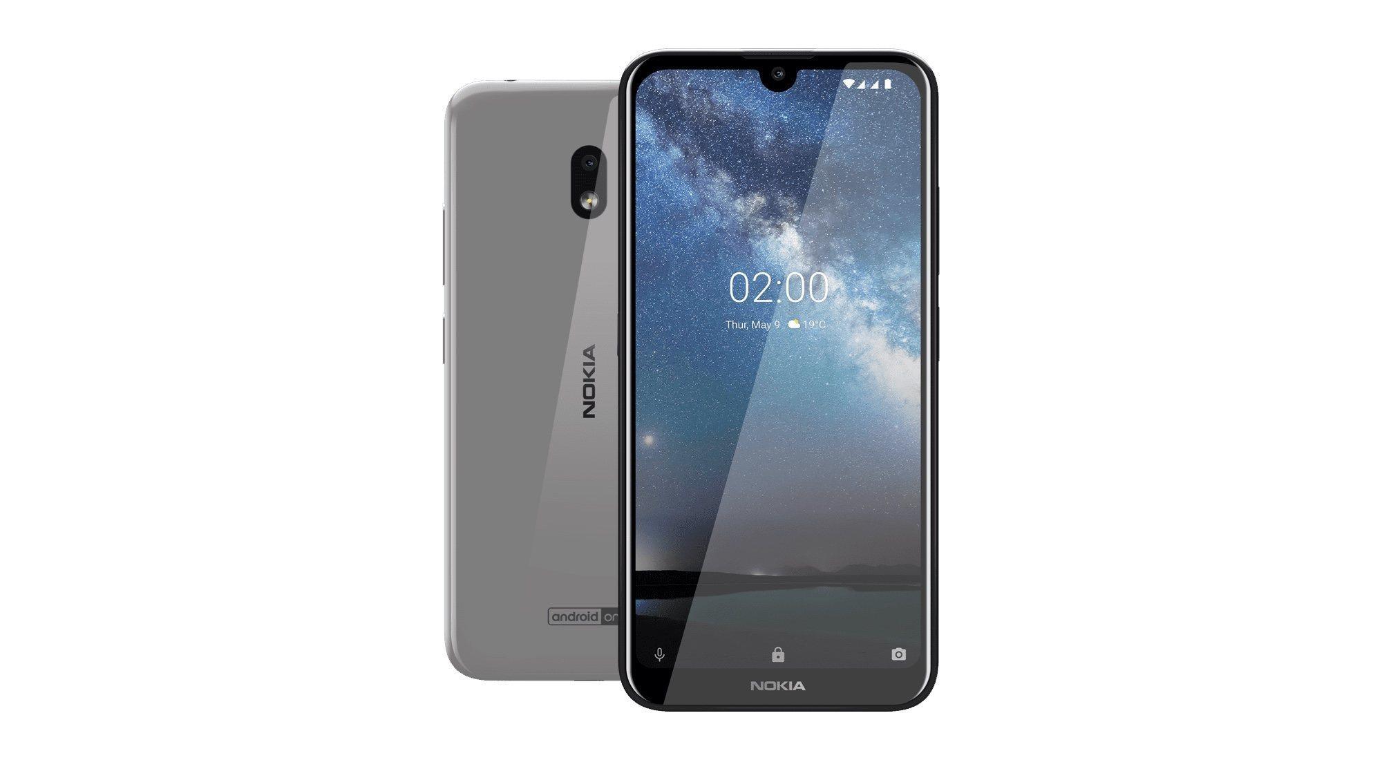 Nokia 2.2: características, especificaciones y precio