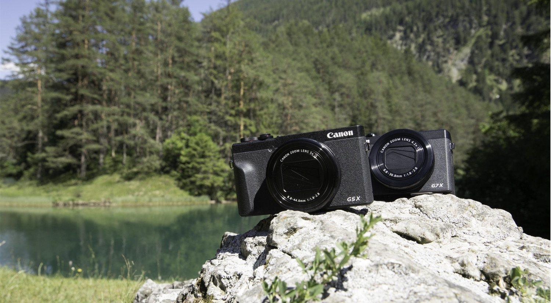 Canon renueva su gama Powershot G