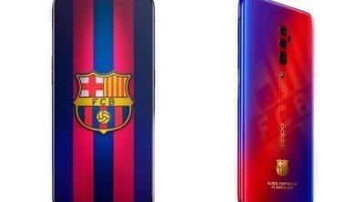 OPPO Reno 10xZoom FC Barcelona Edition: características y precio