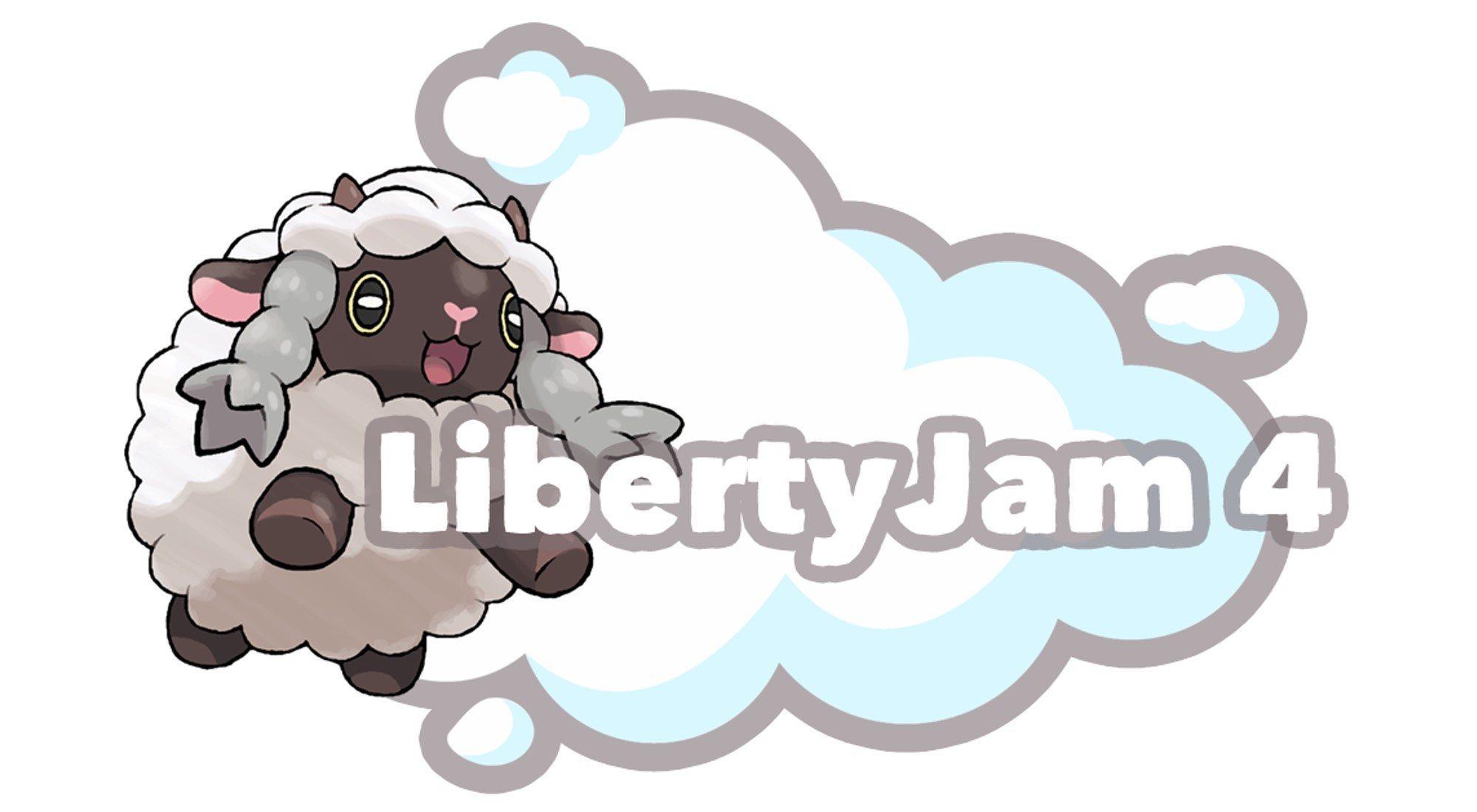 Comienza Liberty Jam 4, el evento de 'fangames' de Pokémon