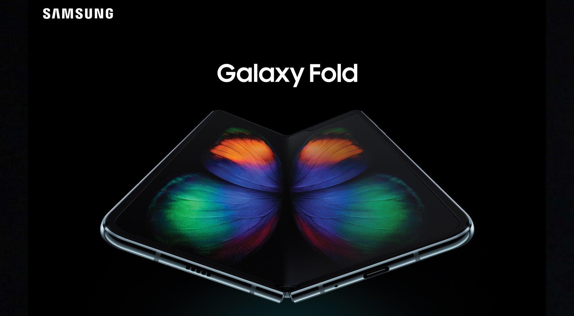 Samsung Galaxy Fold ya es oficial: errores corregidos y precio en Europa