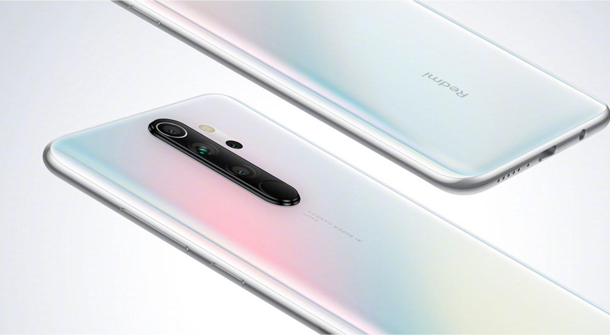 Redmi Note 8 y 8 Pro: características y precio