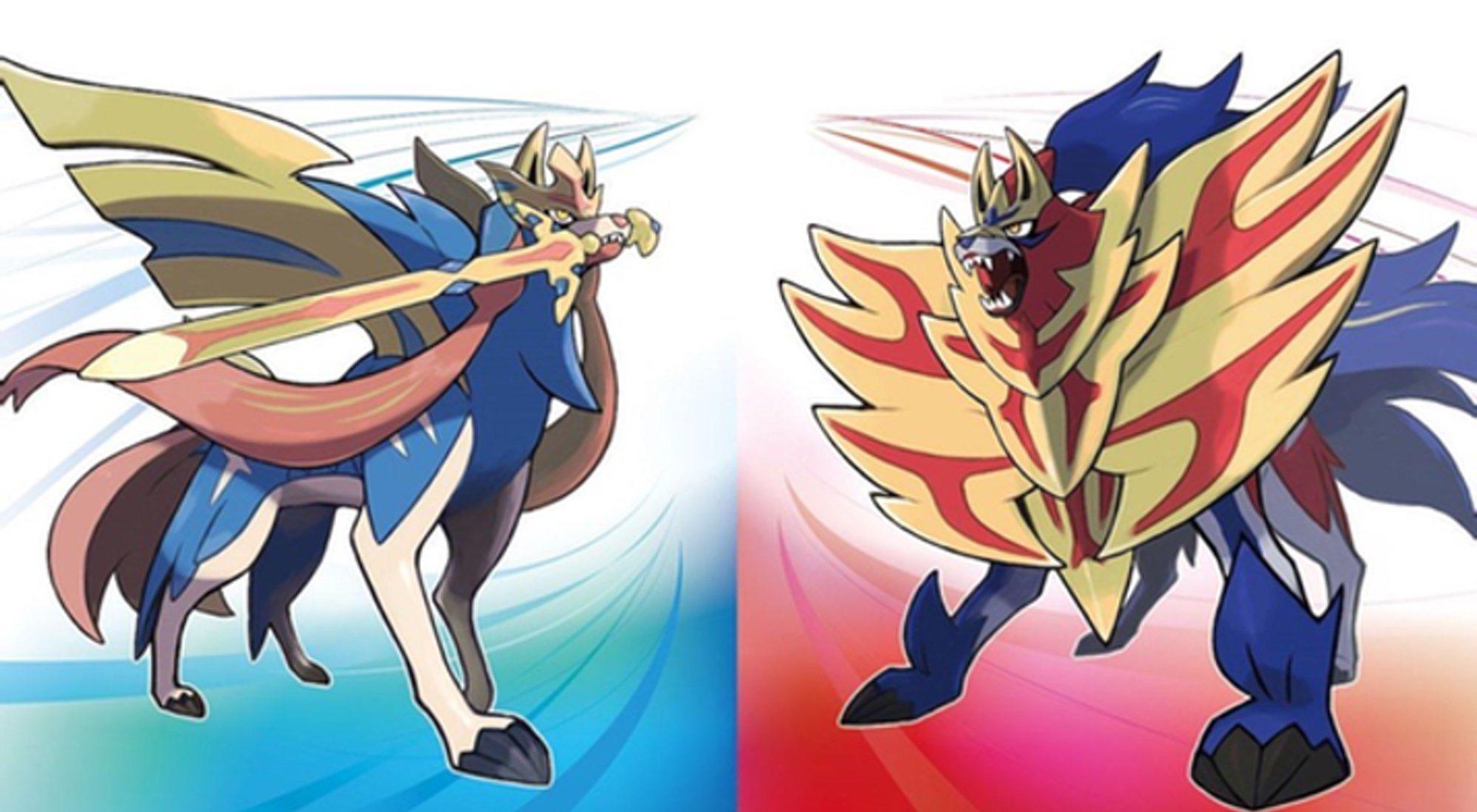 Pokémon Espada y Escudo: formas de Galar y nuevos Pokémon