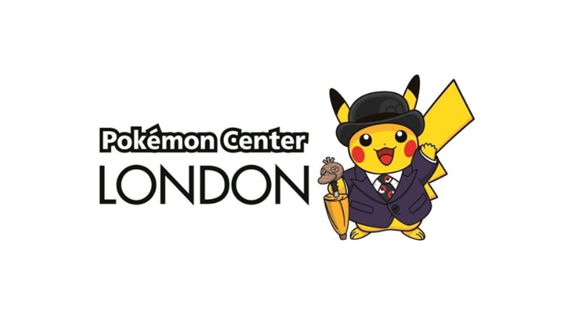 Londres, sede de un nuevo Pokémon Center (por tiempo limitado)