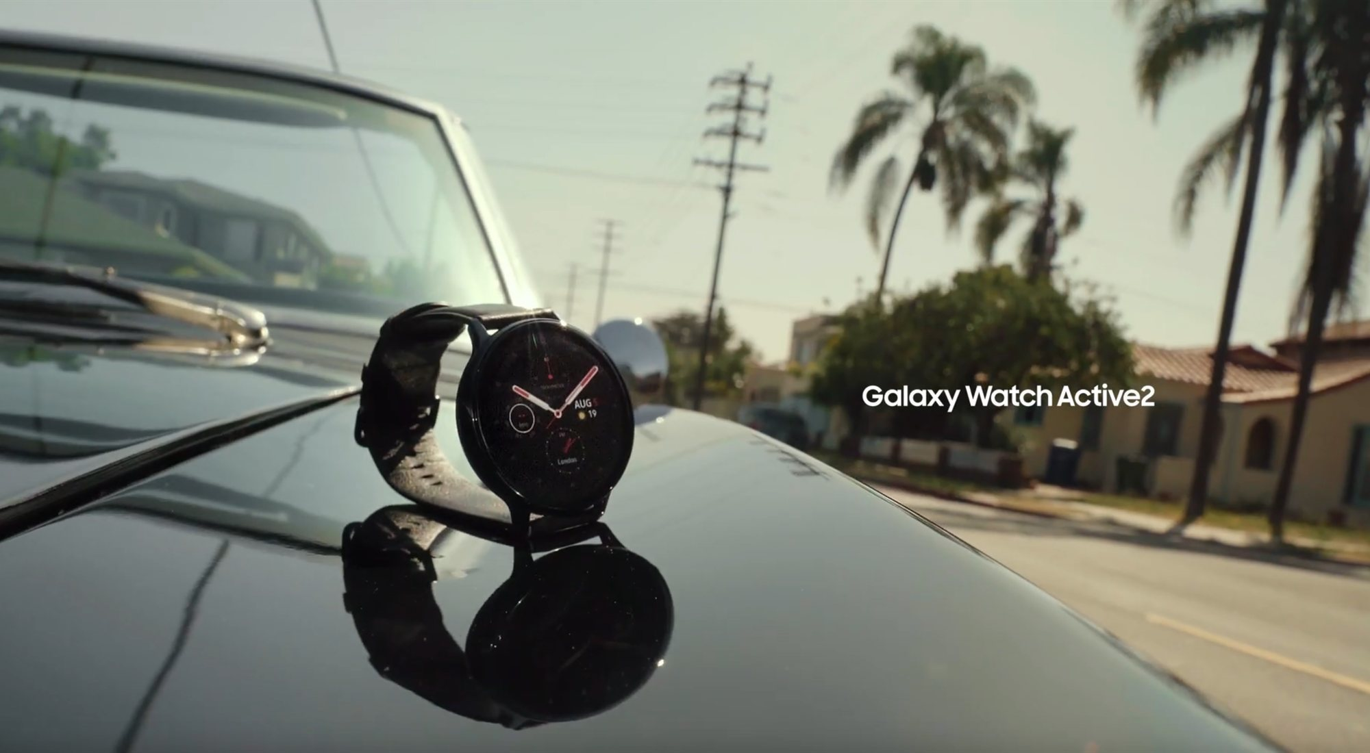 Samsung Galaxy Watch Active 2: características y precio