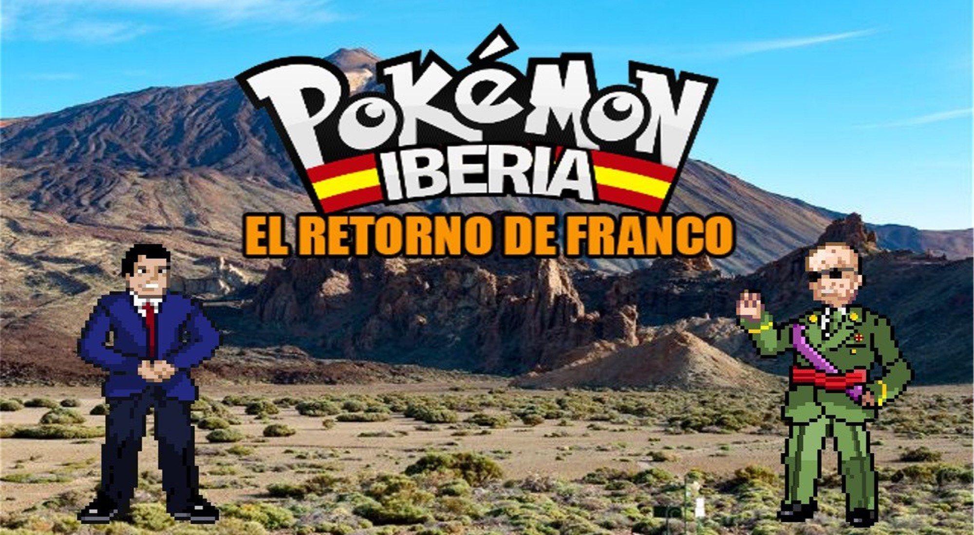 'El retorno de Franco', el DLC de Pokémon Iberia: todos los detalles