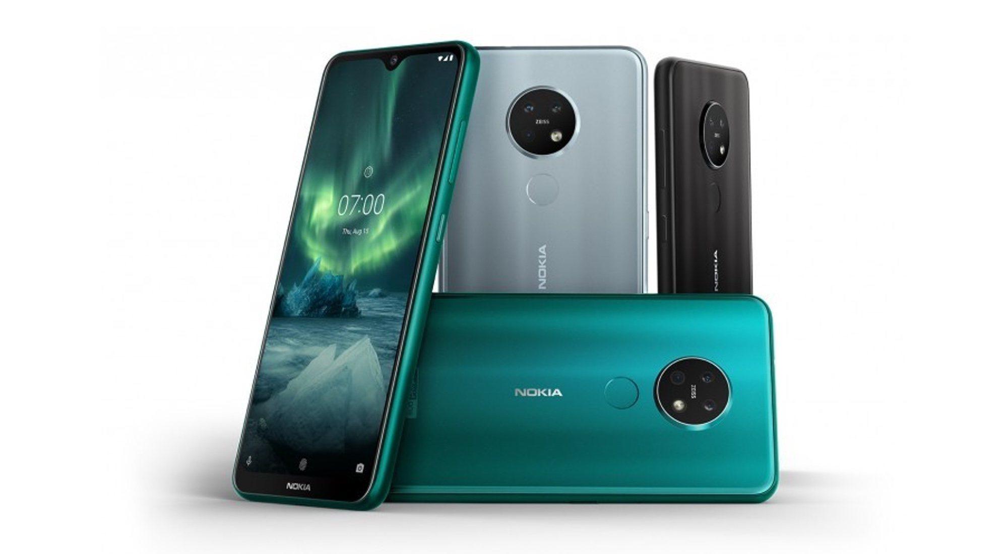 Nokia 6.2 y 7.2: características, precio y ficha técnica