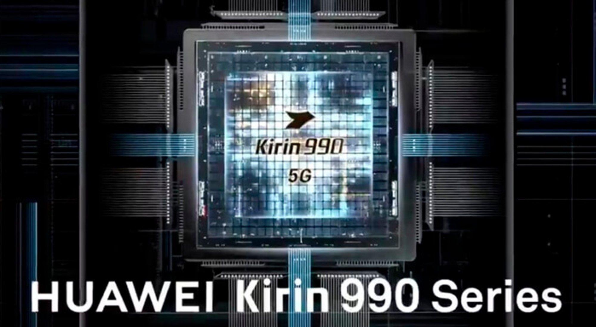 Kirin 990 ya es oficial: 5G y 7nm para el procesador definitivo de Huawei
